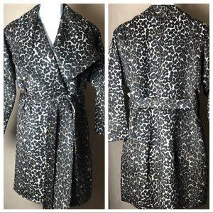 dc50f76686d Lord   Taylor Jackets   Coats - NWT Lord   Taylor Leopard Print Coat Plus  Size